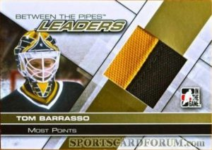 Leaders Gold Tom Barrasso