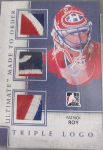Made to Order Patrick Roy