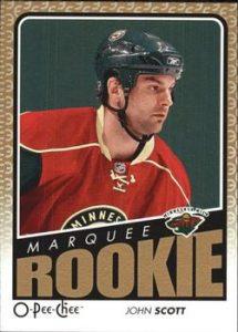 Marquee Rookies John Scott
