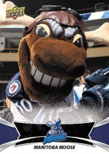 Mascot Manitoba Moose