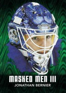 Masked Men Emerald Jonathan Bernier