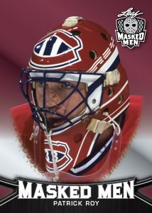 Masked Men Patrick Roy