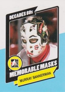Memorable Masks Murray Bannerman
