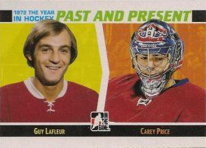 Past and Present Guy Lafleur, Carey Price