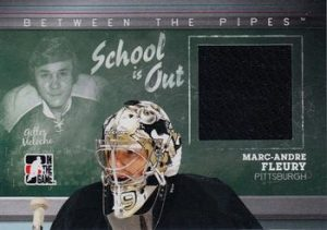 School is Out Silver Gilles Meloche, Marc-Andre Fleury