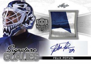 Signature Goalies Felix Potvin