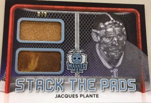 Stack the Pads Jacques Plante