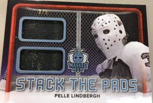 Stack the Pads Pelle Lindbergh
