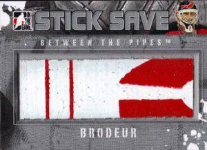 Stick Save Silver Martin Brodeur