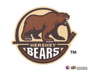 Team Logo Window Clip Hershey Bears
