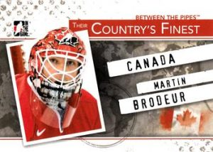 Their Country's Finest Martin Brodeur