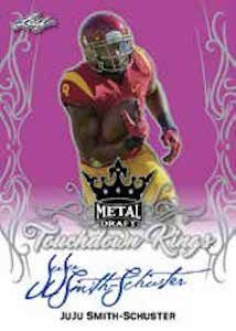 Touchdown Kings Auto Juju Smith Schuster