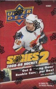 Ninja Update 2008 09 Series 2 Hockey Checklistcenter Com