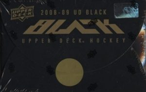 2008-09 UD Black Box