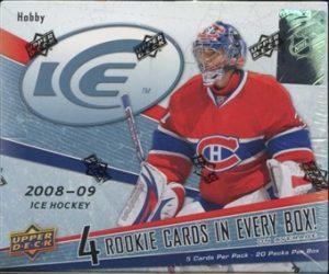 2008-09 UD Ice Box