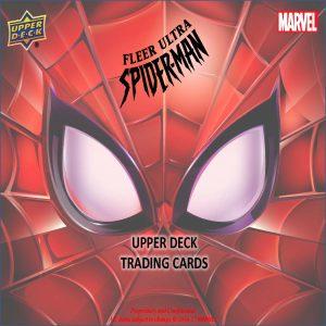 Spiderman Fleer Ultra 2017 Marvel Metal Chase Card MM25 Mary Jane Parker