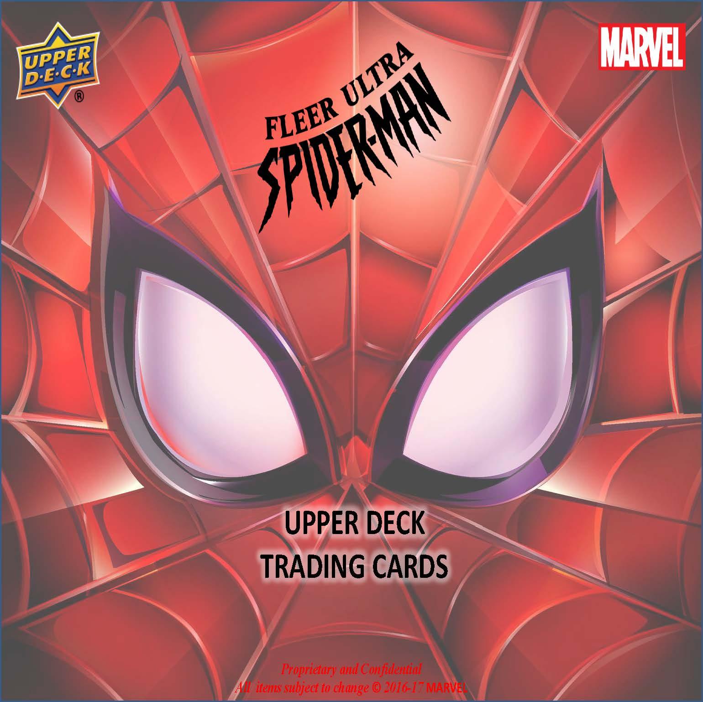 Spiderman Fleer Ultra 2017 Marvel Metal Chase Card MM45 Captain America