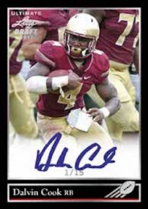 Base 1990 Auto Dalvin Cook