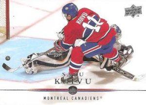 Verzamelkaarten, ruilkaarten 2008-09 Upper Deck UD Game Series 1 Jersey #GJ-AN Antero Niittymaki Hockey Card Verzamelingen