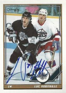 Buyback Luc Robitaille
