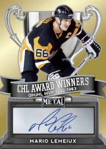 CHL Award Winners Autos Mario Lemieux