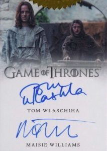 Case Incentive Dual Auto Tom Wlaschiha, Maisie Williams