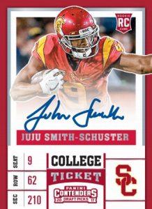 College Ticket Autos Juju Smith-Schuster