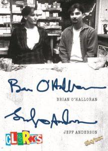 Dual Auto Brian O'Halloran, Jeff Anderson