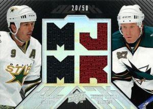 Dual Player Jerseys Mike Modano, Jeremy Roenick
