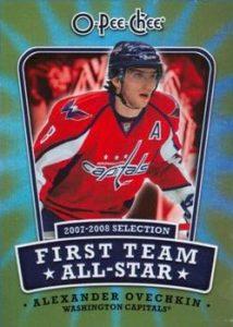 First Team All-Star Alex Ovechkin