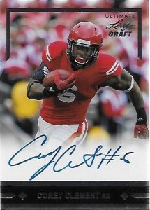 Flashback 1991 Autos Corey Clement
