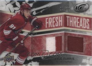Fresh Threads Black Patch Kyle Turris