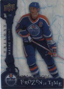 Frozen in Time Wayne Gretzky