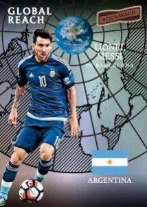 Global Reach Lionel Messi