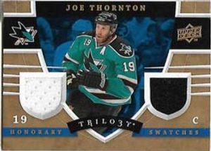 Honorary Swatches Joe Thornton