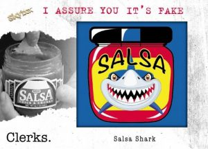 I Assure You Salsa Shark