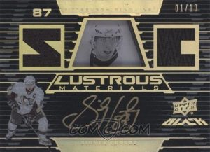 Lustrous Material Sidney Crosby