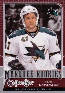 Marquee Rookies Tom Cavanagh