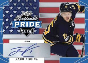 National Pride Autos Jack Eichel
