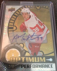 Optimum Performance Auto Anthony Mantha