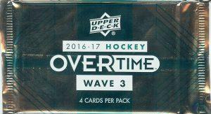 Overtime Wave 3 Packs