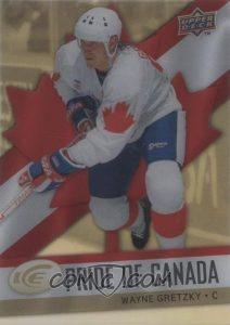 Pride of Canada Wayne Gretzky