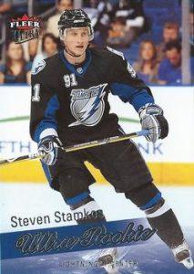 Rookie Redemption Steven Stamkos
