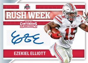 Rush Week Autos Ezekiel Elliott