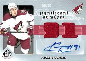 SIGnificant Numbers Kyle Turris