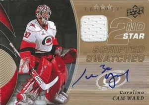 Scripted Swatches 2nd Star Cam Ward