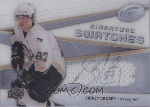 Signature Swatches Sidney Crosby