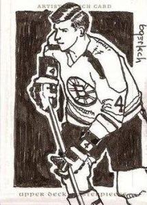 Sketches Bobby Orr