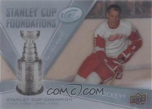 Stanley Cup Foundations Gordie Howe