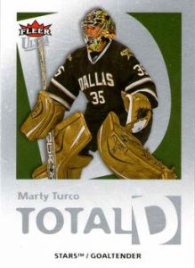 Total D Marty Turco
